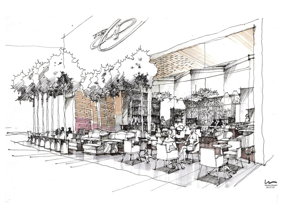 CONCEPT: The Cup Coffee House - Las Vegas, NV