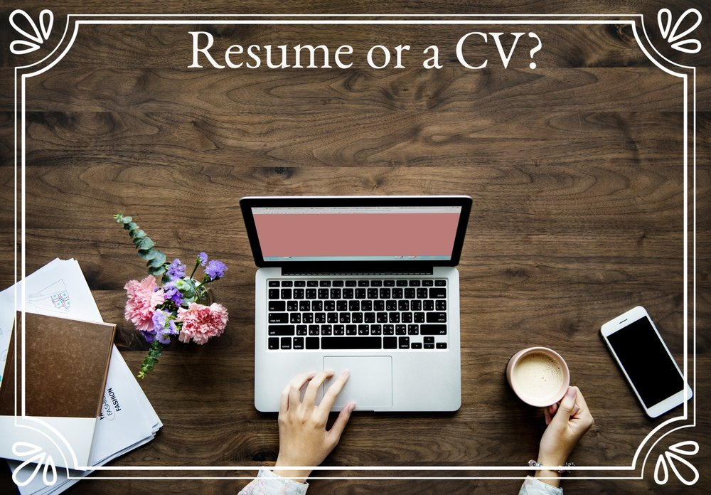 whats the difference between a cv and a resume academy apothecary