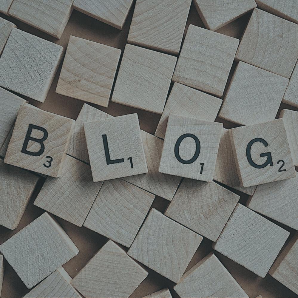 Blog Scrabble