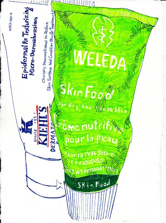 Kiehls vs Weleda