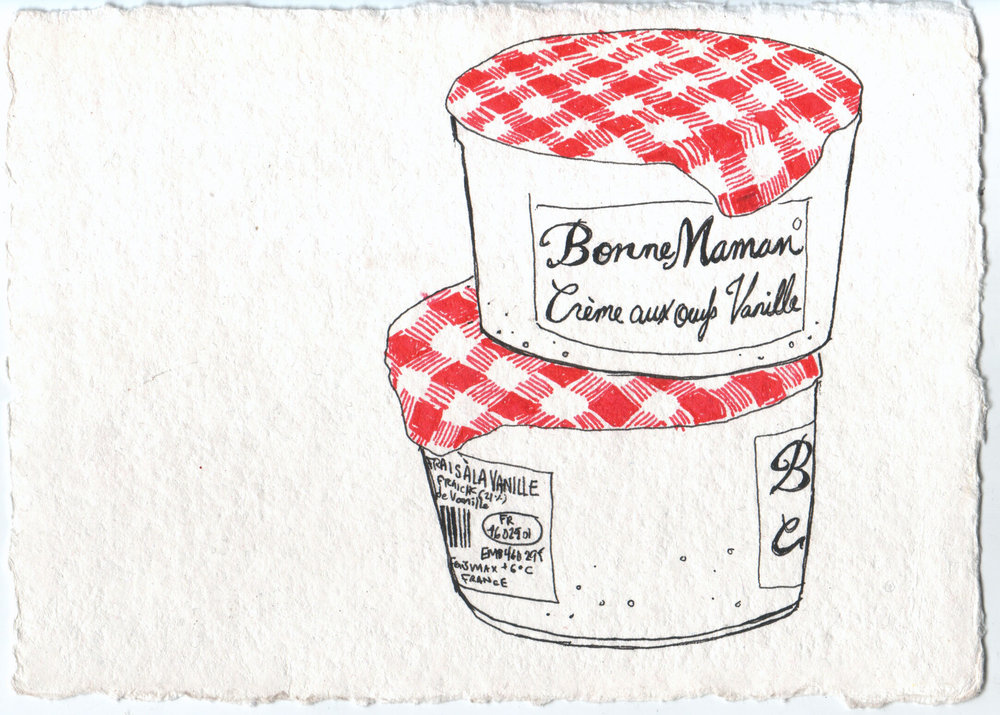 Bonne Mamon (puddin)