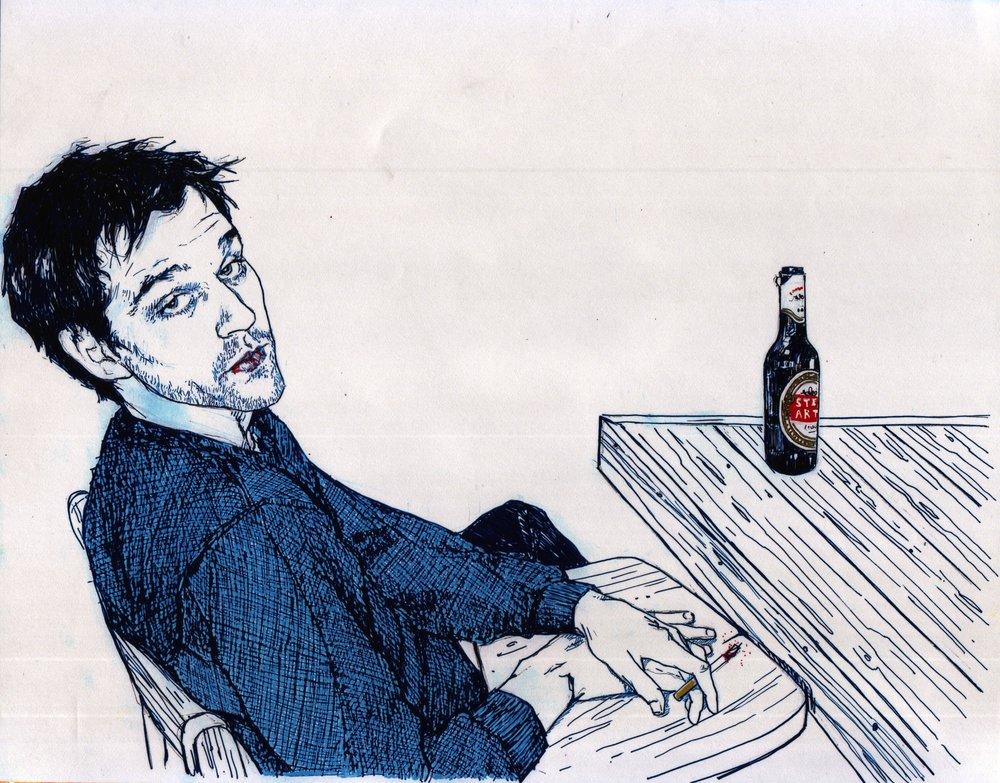 Vic w Beer