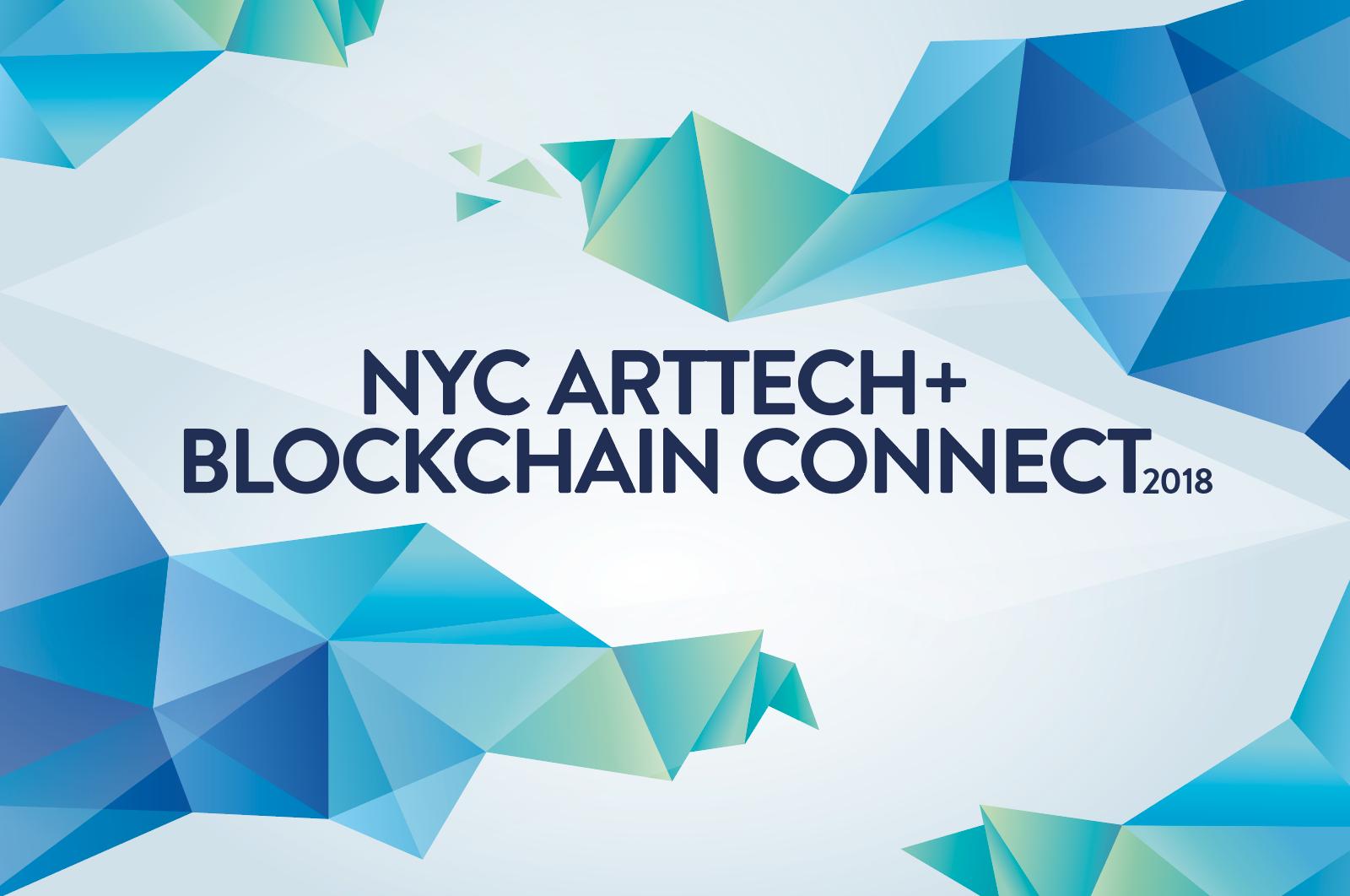NYC ArtTech + Blockchain Connect 2018