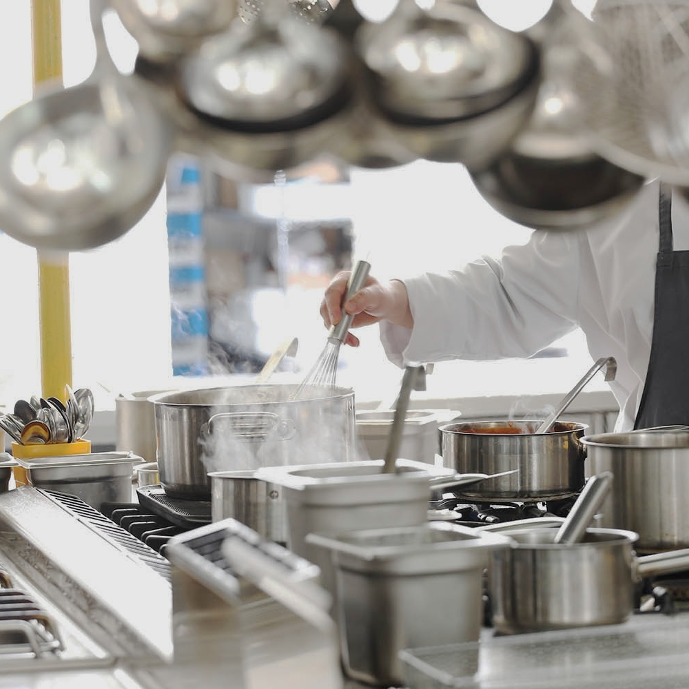 Commercial Kitchen Cleaning -