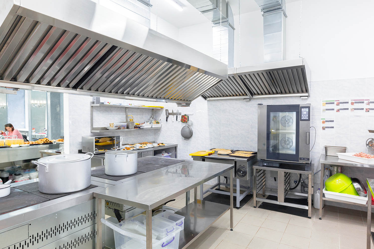 Commercial Kitchen Cleaning Services | County Cleaning — County Cleaning