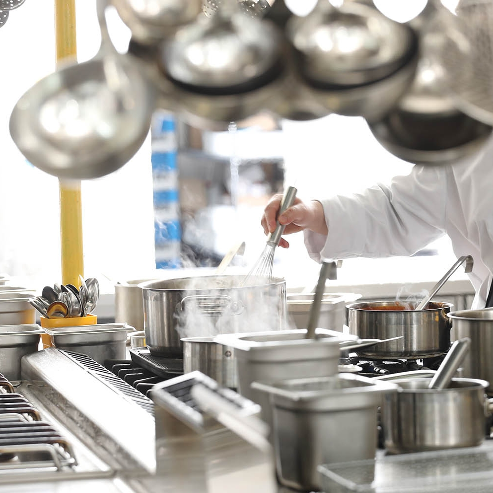 Commercial Kitchen Cleaning Services -