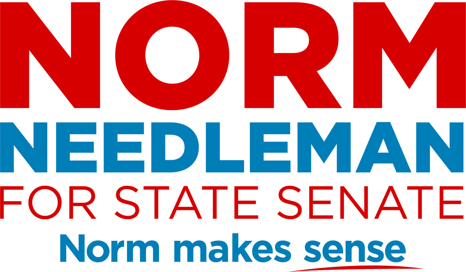 Norm Needleman for State Senate