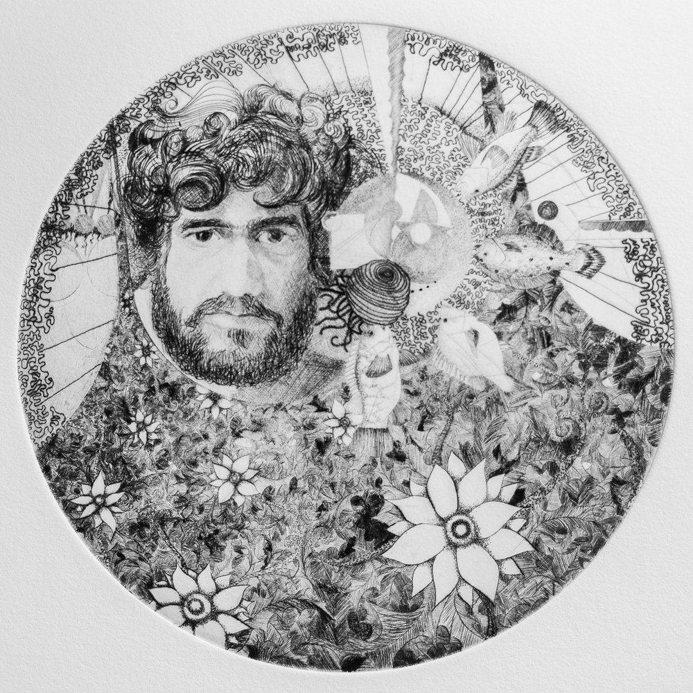 Self-Portrait Print