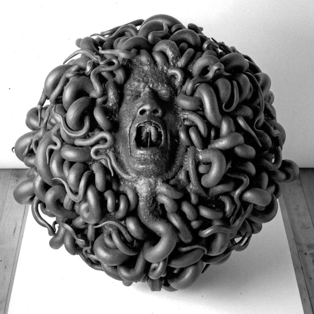 Screaming Medusa