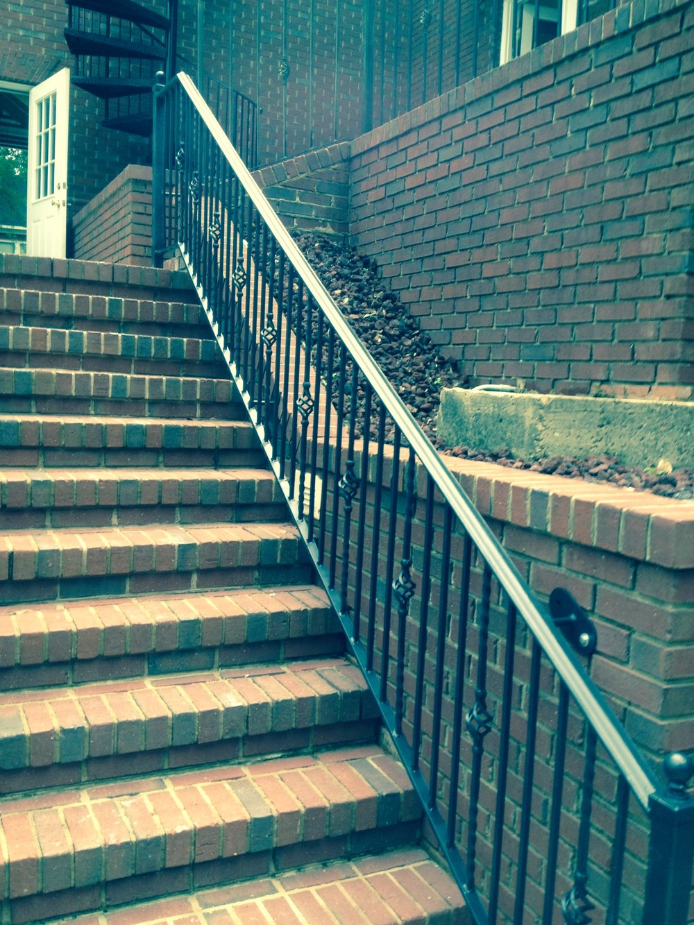 Residential Railing, Custom