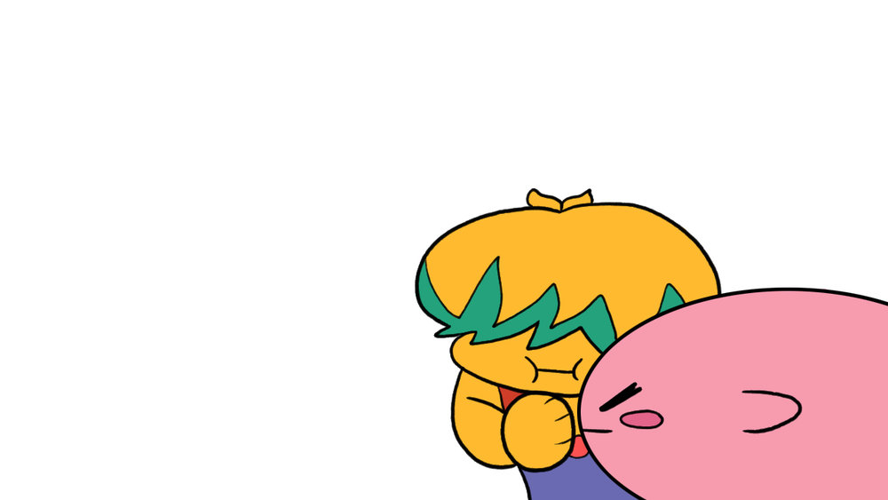 Kirby Reanimated Frame 1