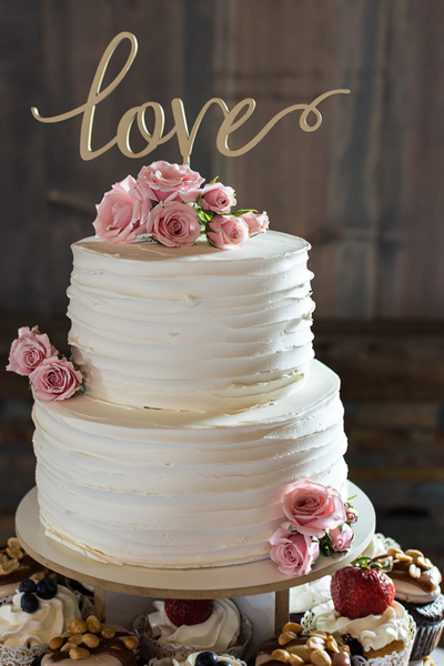 Let Your Food Speak! - If a picture is worth a thousand words, how many is your cake worth?  Give it at least a couple!  We can laser cut cake topper designs out of wood and acrylic and they can say anything you can imagine.