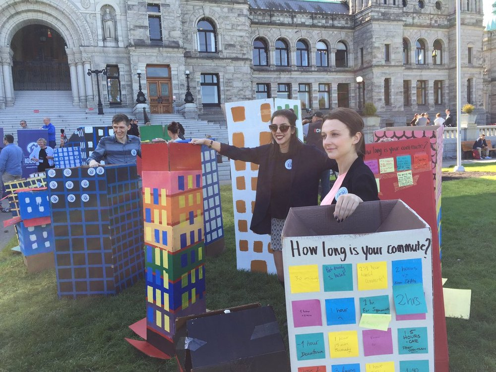 Where's the Housing? - Backed up by solid research, we've been an provincial advocacy leader in the push for affordable on-campus student housing across British Columbia.