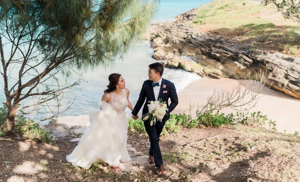 Bermuda Destination Wedding | Emily + Mark - LOVELY VALENTINE PHOTO + FILM
