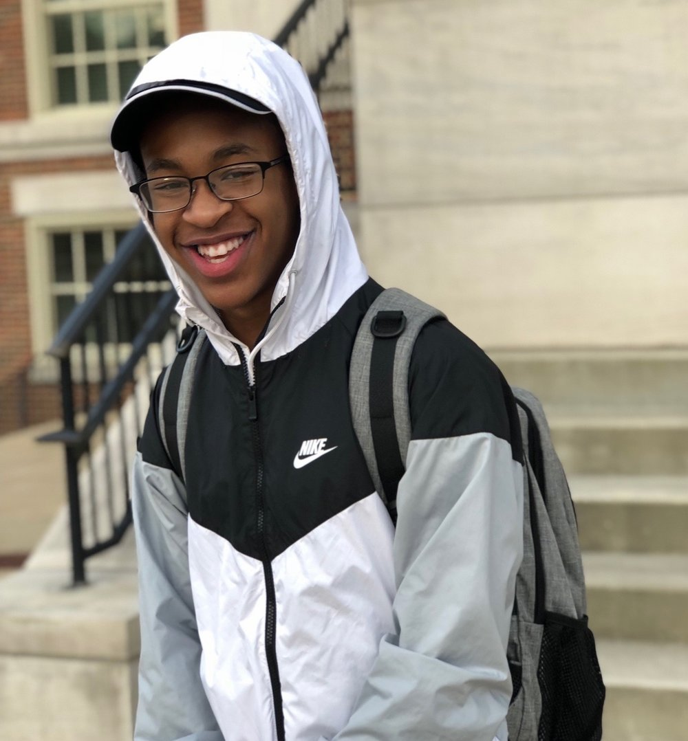 Roman Robinson   From Annapolis, Maryland, Roman is a writer, music enthusiast, and playlist creator. He is studying public relations and music business at the University of Alabama in Tuscaloosa.