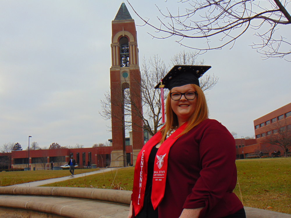 Bianca received a Bachelor's of Science in Public Relations with a concentration in Sociology. She was involved in the Marvelous Mu Chapter of Sigma Gamma Rho Sorority, Inc. She served on the Executive Board for Ball State's University Dance Marathon 2018 and also served as the Hall Council President for Johnson A Residence Hall. Bianca graduated on December 15, 2018 apart of the centennial class of Ball State University and I was honored to capture these moments for her.  -Ayah Halmon