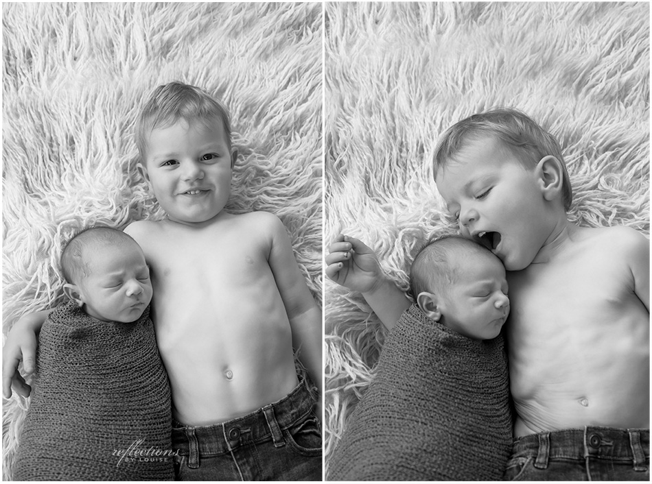burwood baby photographer, siblings
