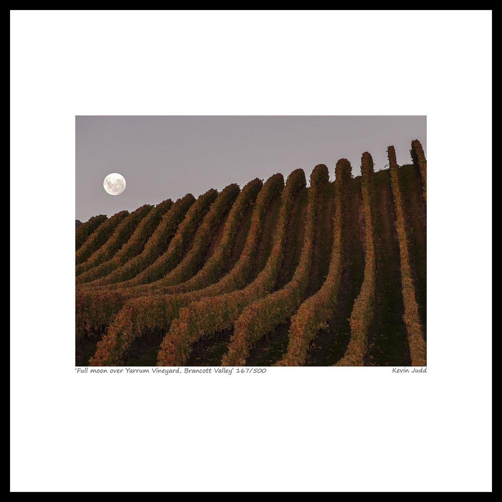 002 Full moon over Yarrum Vineyard