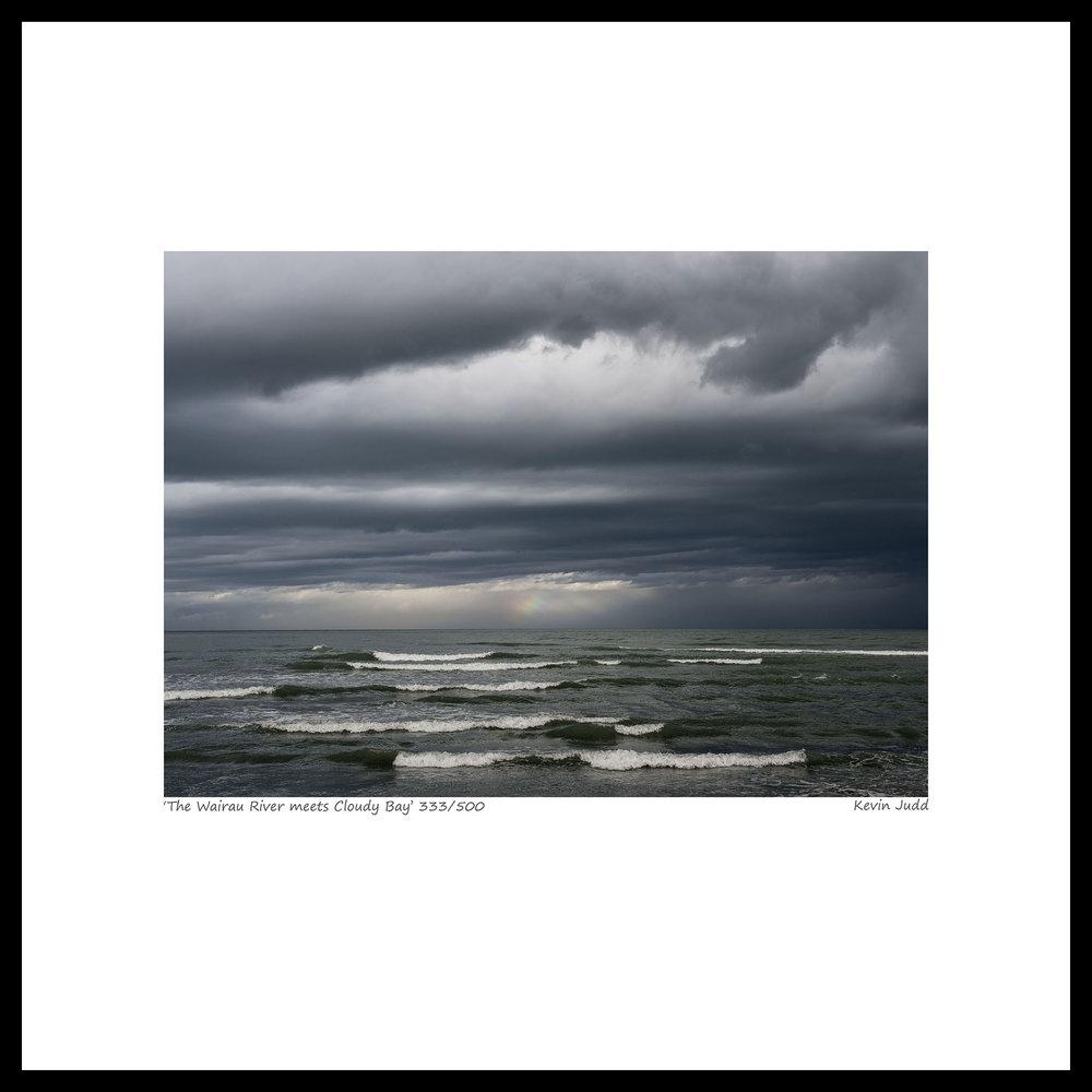 012 The Wairau River meets Cloudy Bay
