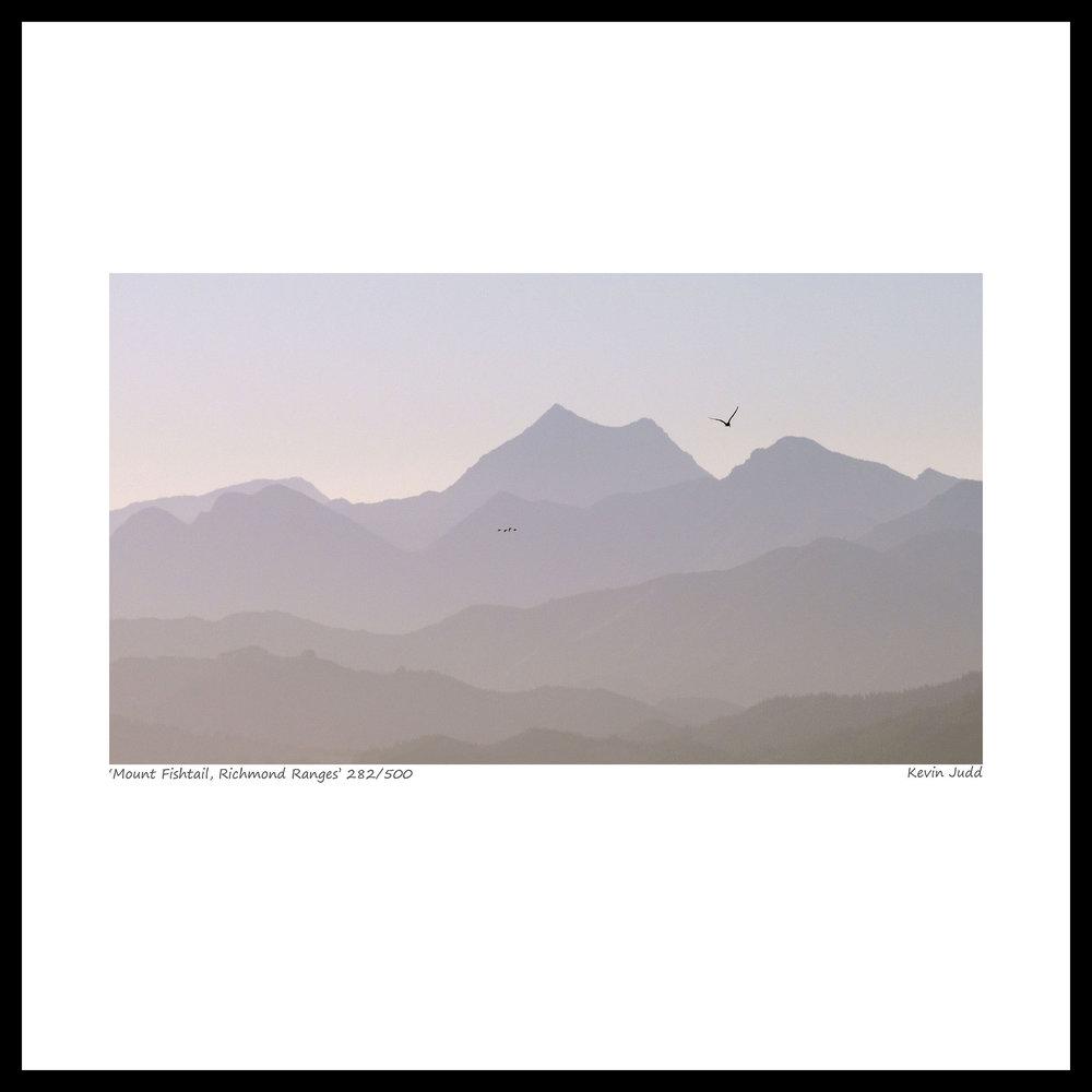 023 Mt. Fishtail, Richmond Ranges