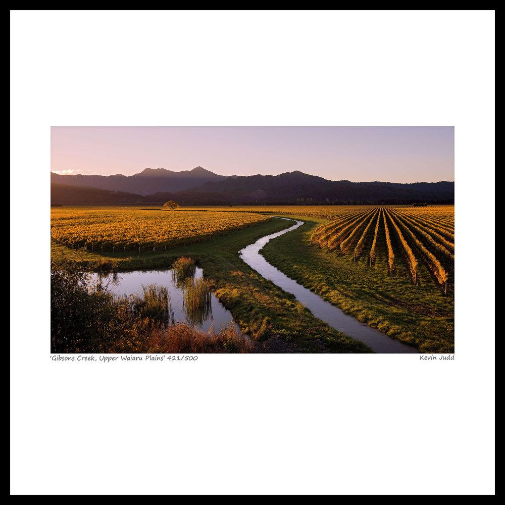 022 Gibsons Creek, Upper Wairau Plains