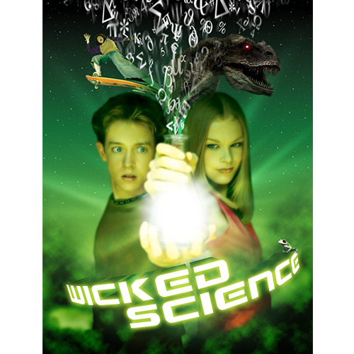 Wicked Science | 26 x 24 mins