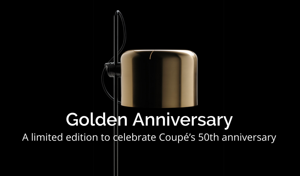 Oluce Coupe's 50th anniversary