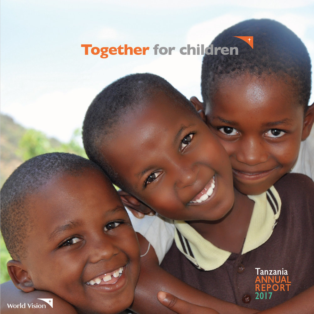 World Vision Tanzania 2017 Annual Report (PDF)