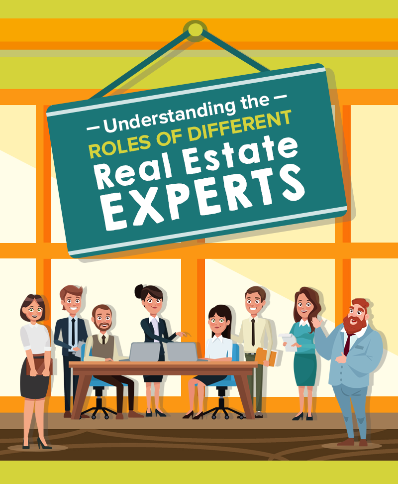 Understanding The Roles Of Different Real Estate Experts