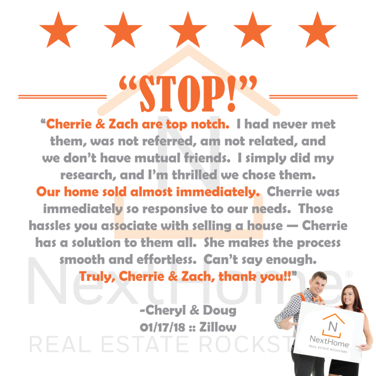 Cherrie-Zach-Real-Estate-Rockstars-Realtor-NextHome-Zillow-Review-768x768.png
