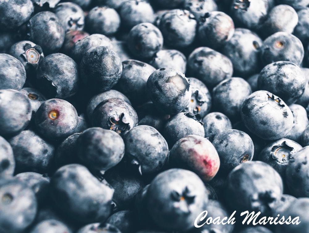 Coach Marissa's 2018 Nourishment Plan - Healthy Body, Healthy Mind