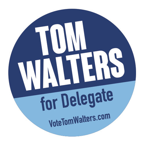 Vote Tom Walters