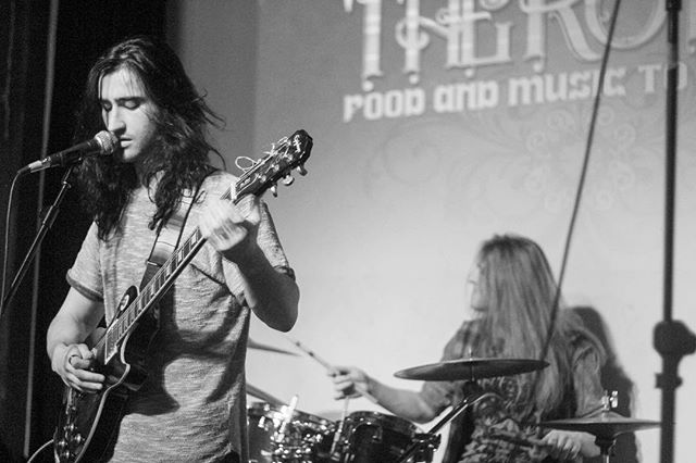 Had a blast playing @theroyalonbakernelson last weekend! #music #rockandroll #livemusic #rock #ilanisabeauty