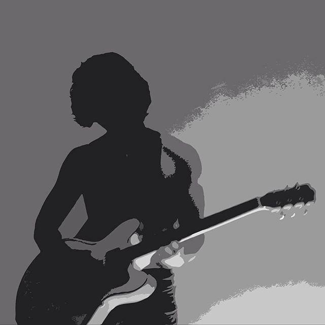 #guitar #guitarist #art #music #blackandwhite #singer #musician #indierock #rockband