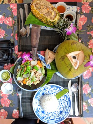 Delicious feast in Cambodia - September this year with  Hands on Journeys
