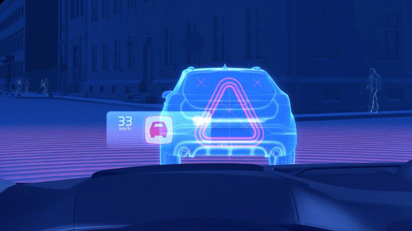 Pilot Assist - Semi Autonomous Drive System