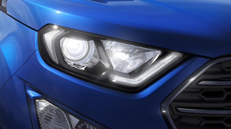 LED daytime running lights for style and visibility