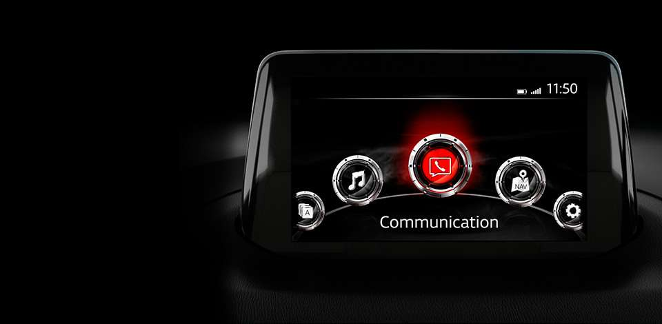 MZD Connect – Mazda's advanced in-car mobile connectivity system
