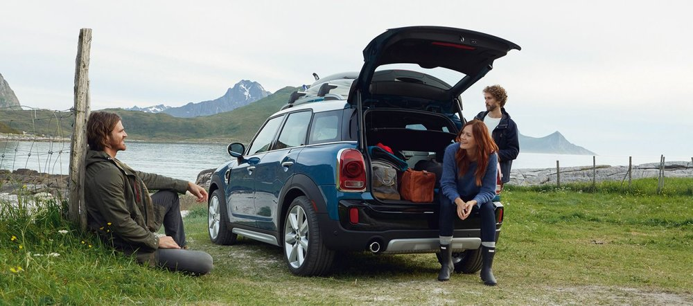 comfortably seats five in a richly tailored interior with generous cargo space