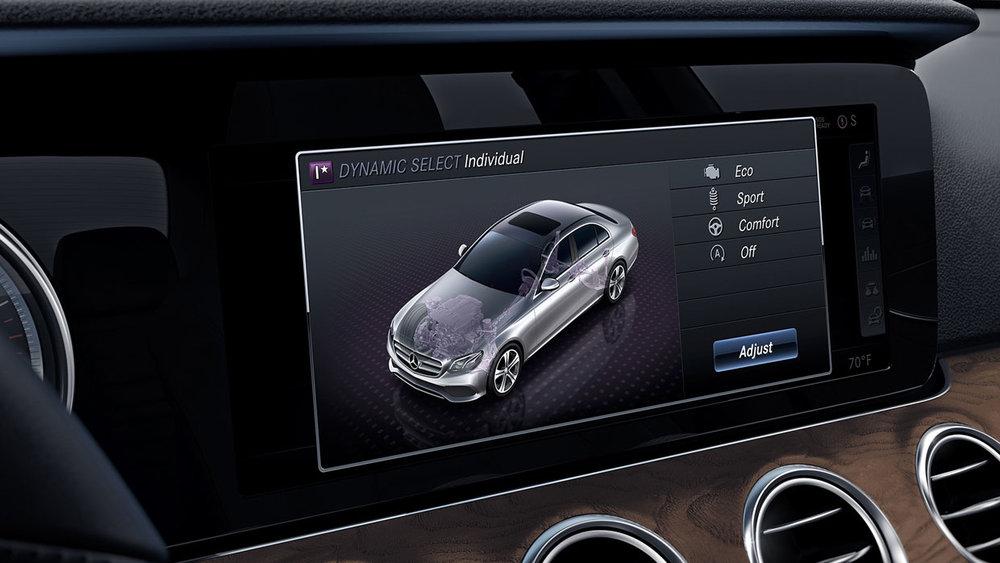 A multimode drive program