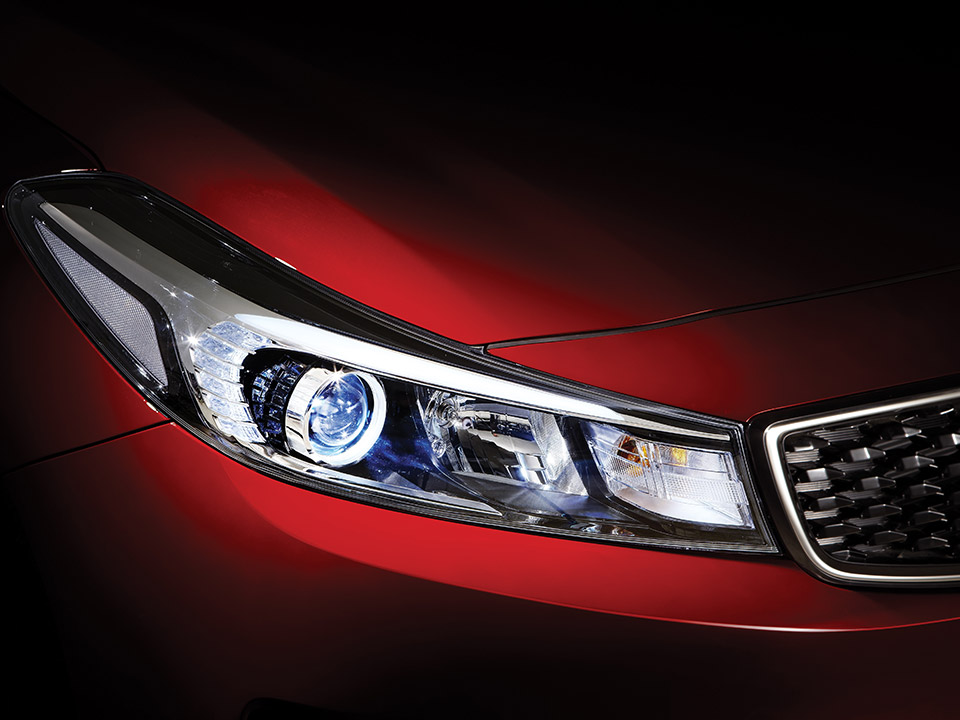 Dusk-sensing Automatic Headlights