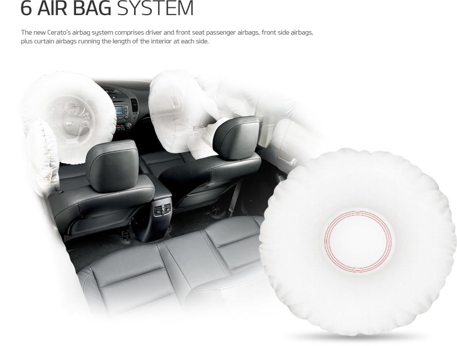 6 Air Bag System