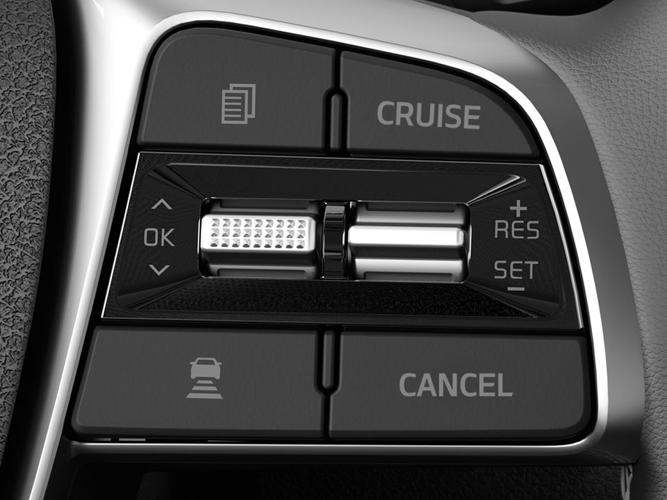 Advanced Smart Cruise Control