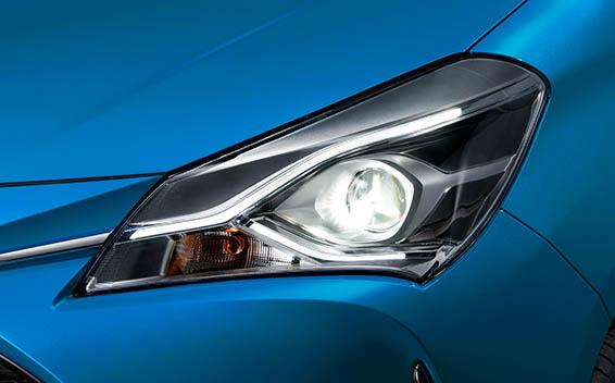 Bi-Beam LED Headlights