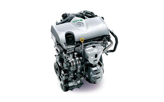 Best in Class Fuel Economy