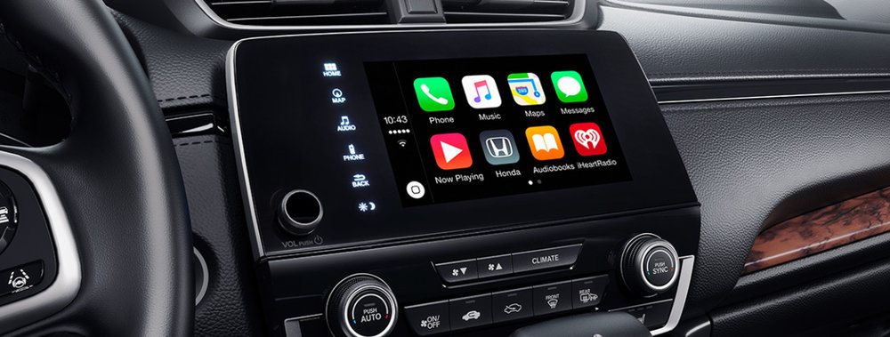 Apple Carplay Integiration