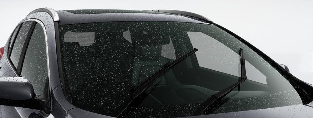 Rain Sensing Wipers