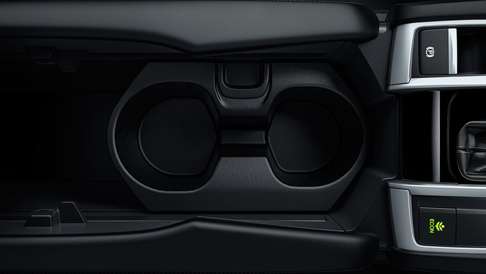 Multi functional centre console