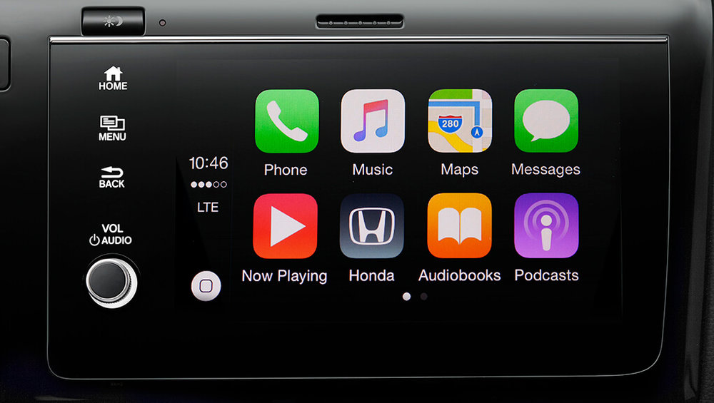 Apple CarPlay Audio Systems