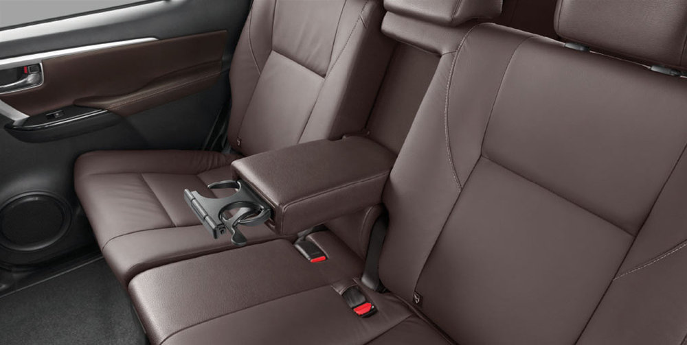 Armrest with Cupholders